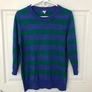 J. Crew Factory 100% Merino Wool Sweater
